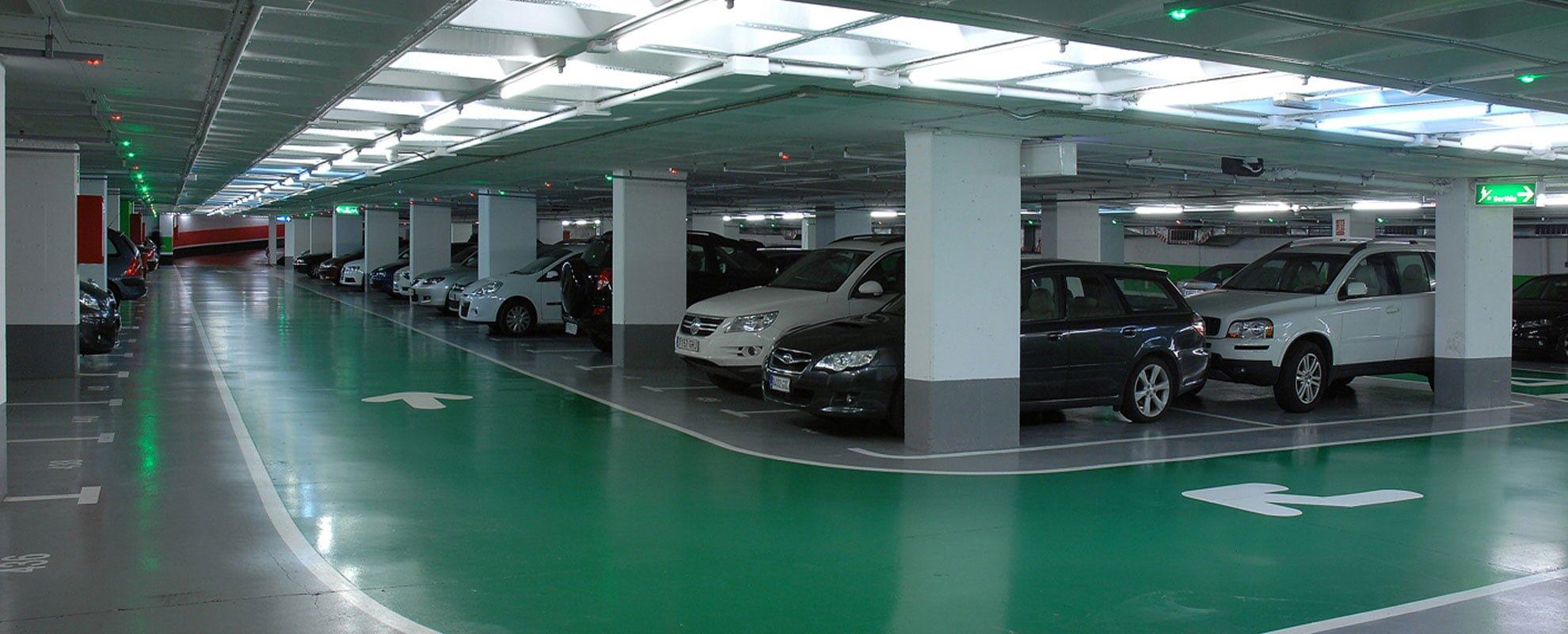 Mantenimiento de comunidades y aparcamientos en Madrid